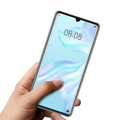 2x Huawei P30 P30 Pro Tempered Glass Scratch Resist Screen Protector Film Guard 3