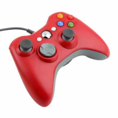 Brand New Xbox 360 Controller USB Wired Game Pad For Microsoft Xbox 360 / PC UK 8