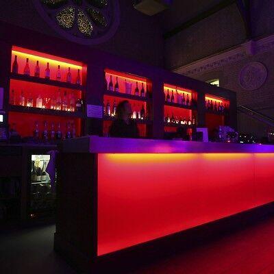 bar lights ideas led under bar counter lighting great beer