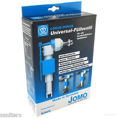jomo universal f llventil schwimmerventil lokus pokus. Black Bedroom Furniture Sets. Home Design Ideas