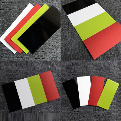 Multi Colors G10 Paper Knife Handle Liner Spacer Material for Knives Making DIY 7