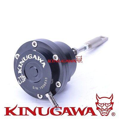 Kinugawa Turbo Dual Port Adjustable Wastegate Actuator w// 6 x spring and 4 x Rod