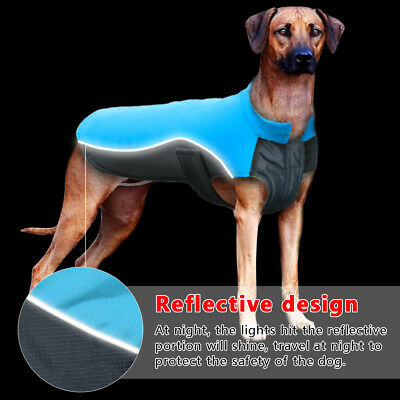 Large Dog Coat Clothes for Big Dogs Waterproof Dog Winter Jacket 2XL 3XL 4XL 5XL