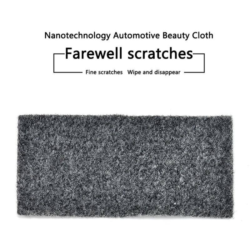 2019 Car Scratch Eraser Magic Car Scratch Repair Remover Nano Cloth Surface Rag 11