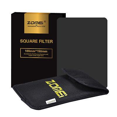 ZOMEI 150*100mm Neutral Density Square filter kit+Holder+95mm Ring for Cokin Z