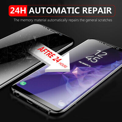 Samsung Galaxy S10 5G S9 S8+ S10e Note 10 9 8 HYDROGEL FLEX Screen Protector 4