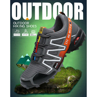 Men's Running Shoes Speed 3 Athletic Outdoor Sports Hiking Sneakers 3