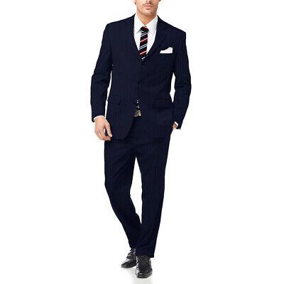 Abito Da Uomo Classico Elegante + Pochette + Cravatta Sartoria Conte Calavolpe 6