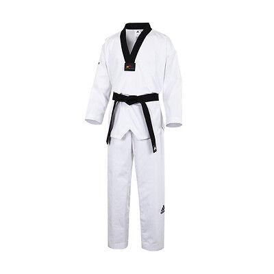Form NEW adidas Taekwondo Uniform Premium ADI-POOMSAE Uniform-WTF Approved