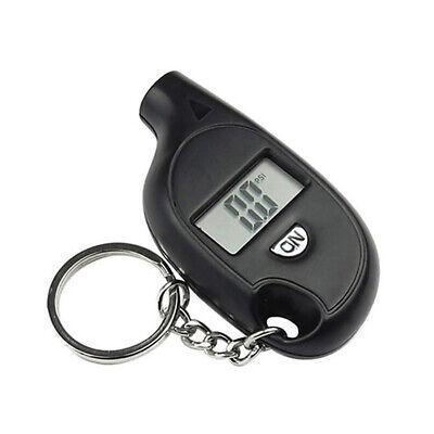 Portable Tire Pressure Guage Digital Air Checker Car Bike Truck LCD Display 4