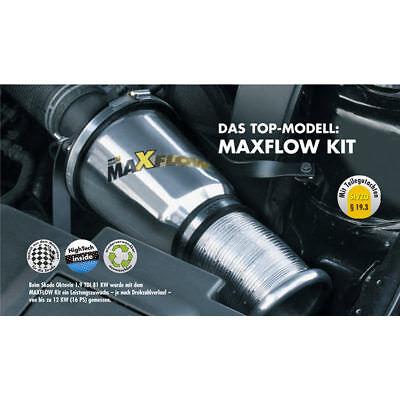 raid hp Kaltluftzufuhrschlauch 30cm f/ür MAXFLOW Sportluftfilter