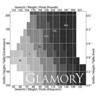 Glamory Ouvert 20 offene Strumpfhose im Schritt, Schrittoffen bis Gr. 62, 50129 5