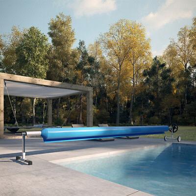 Pool Aufroller fahrbar Aufrollvorrichtung für Solarfolie Poolabdeckung