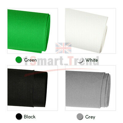 Black/White/Green/Gray Photo Backdrop Screen Background Crossbar Support Stand 9