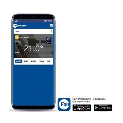 3S Cronotermostato Ch180Wifilite Touch Screen  Settimanale Connessione Wifi New 2