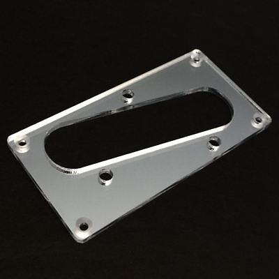 BLACK Guitar Parts CONVERSION PICKUP MOUNTING RING Humbucker Single Coil