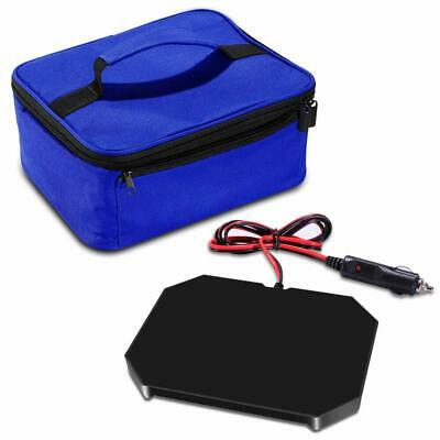 Portable Mini Oven Electric110/12V Insulated Food Warmers Set for Car Microwave 12