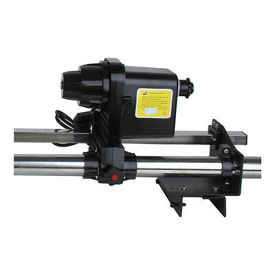 """64"""" Automatic Media Take up Reel D64 for Mutoh/ Mimaki/ Roland/ Epson Printer 2"""