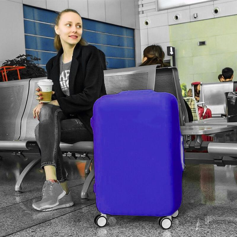 Funda elástica Cubierta Anti-polvos Maletas equipaje viaje Anti-arañazos 2