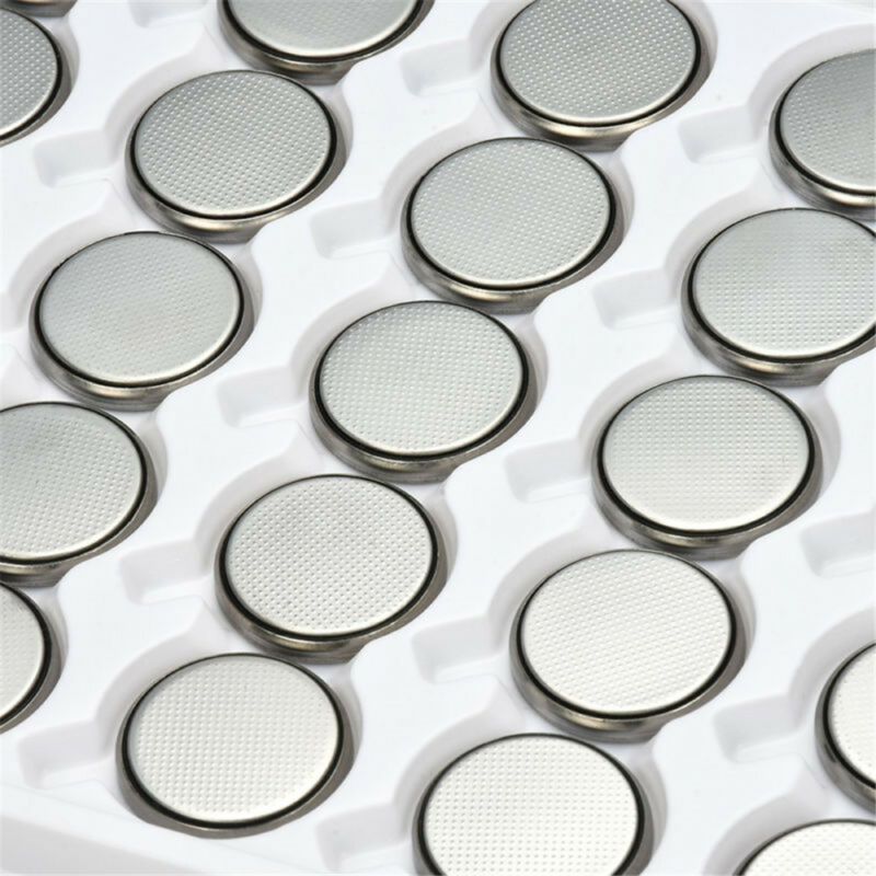 25PCS CR2032 CR 2032 3 Volt Button Cell Coin Battery for Toy Remote Watch Lot 7
