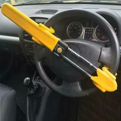 Streetwize Steering Wheel Lock Double Hook Twin Bar  Anti Theft Protection SWTBL 4