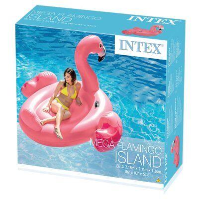 Isola gonfiabile Grande Fenicottero Intex 56288 giochi cavalcabili piscina Rotex 4