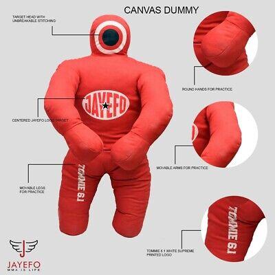 DEFY Tida7.1 Brazilian Jiu Jitsu 3.5 FT Kids Grappling Dummy MMA Wrestling Blue