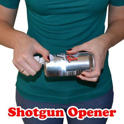 (10) Shotgun Keychain Can Shotgunner Beer Tool Drinking Game Bottle Opener 5