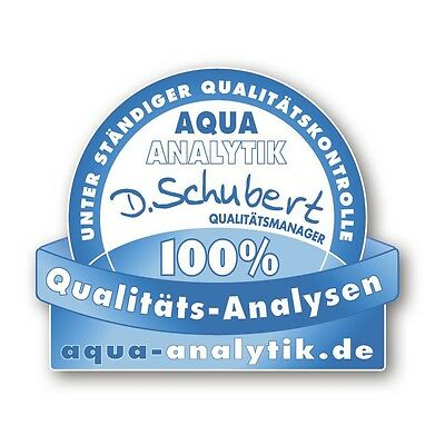 (19,98€/l) AQUASAN FerroMax 500 ml Flüssiger Eisendünger Aquariumpflanzendünger