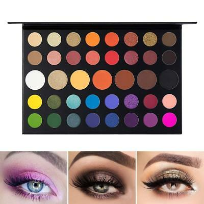 NEW Morphe X James Charles Inner Artist 39 Pressed Eye Shadow Palette Make-Up 4