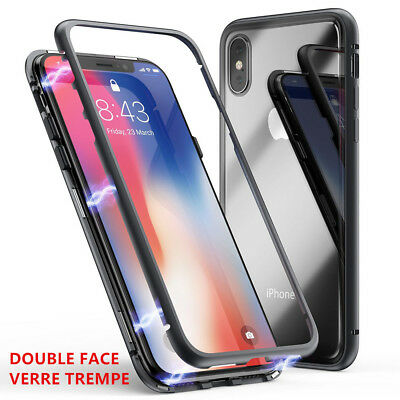 coque iphone xs max avant arriere