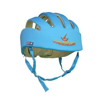 8d8818dfa73 ... Baby Toddler Safety Helmet Cotton Fabric infant bike helmet Orange,Blue  ,Beige, ...