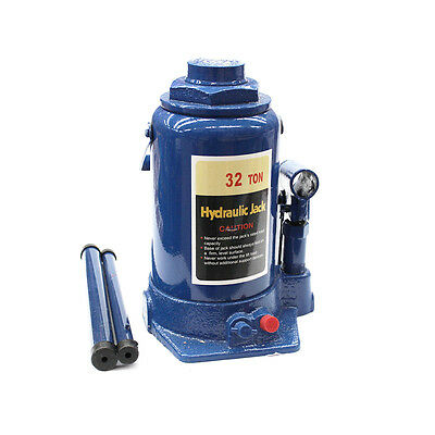 Hydraulic Bottle Jack 4 8 10 20 32 50 Ton Car Truck Caravan 4WD House 4