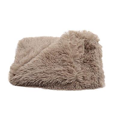 UK Extra Large Soft Blanket Cosy Warm Pet Dog Cat Animal Blanket Throw Mat S-L 5