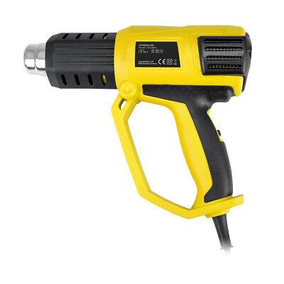 TROTEC Heißluftpistole HyStream 2000 Heißluftgebläse Heißluftfön Heizluftpistole