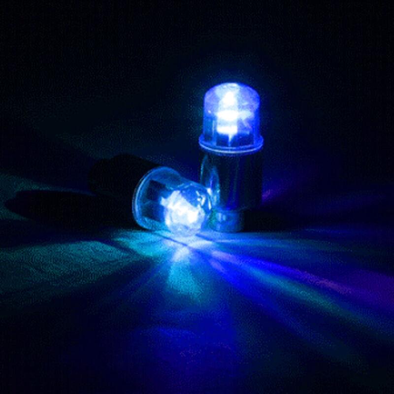 4x LED Dragonfly Car Wheel Tyre Decor Light Bulb Tire Air Valve Stem Cap Lamp 7