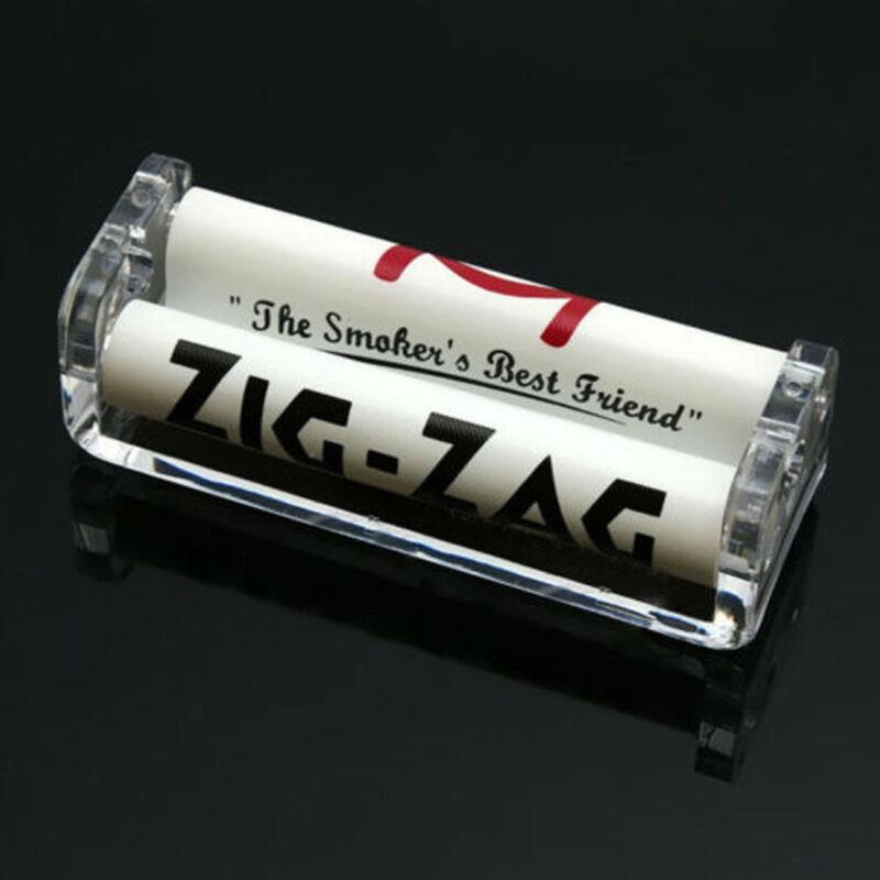 80mm Easy Handroll Cigarette Tobacco Rolling Machine Roller Maker useful handy 5
