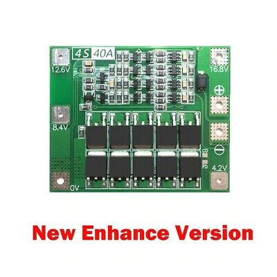 4S 40A 14.8V 16.8V 18650 Lithium Battery Protection Board BMS PCB 2