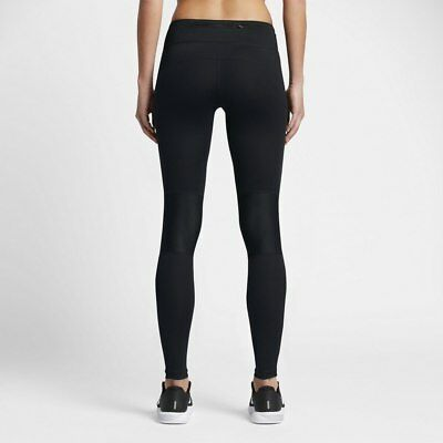 b5842935f558a ... Womens Nike Power Racer Training Tights Size Xs (863698 010) Black 10
