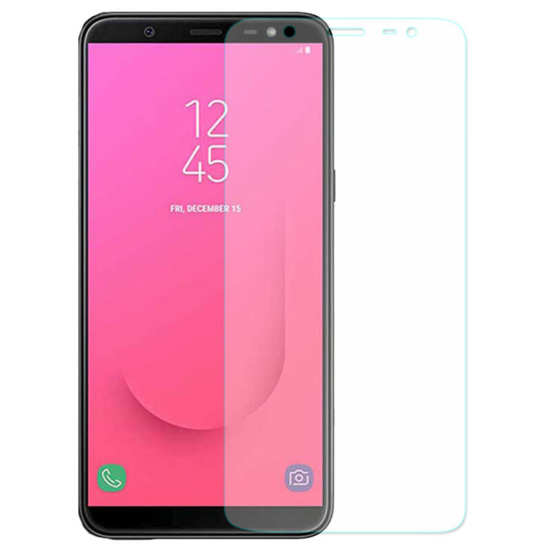 For Samsung Galaxy A8/A8Plus /J8 2018 9H Tempered Glass Film Screen Protector Y1 7