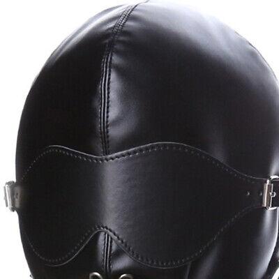 Sex Maske Fetisch Leder Mund Slave Ball Gag Erotische Produkt Spielzeug Bondage 4