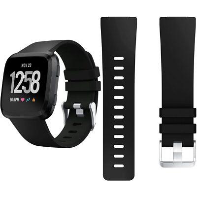 Fitbit Versa /Lite Replacement Silicone Watch Wrist Sports Band Strap Wristband 5