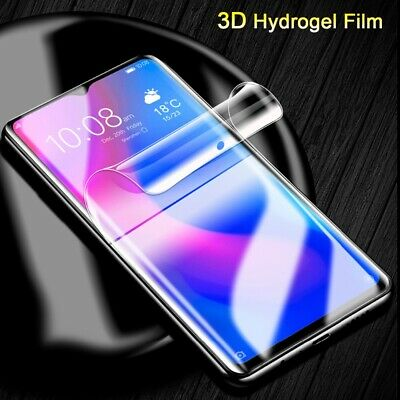 For Huawei P30 Pro Lite Full Cover Soft 9D Hydrogel TPU Screen Protector De jc 3
