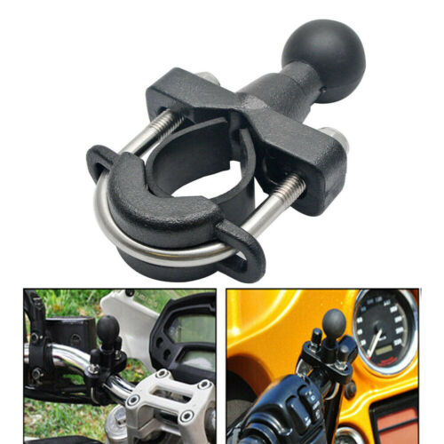 "FOR RAM-B-231Z U-Bolt Motorcycle Bike Handlebar Mount Base 1/"" Ball Universal New"