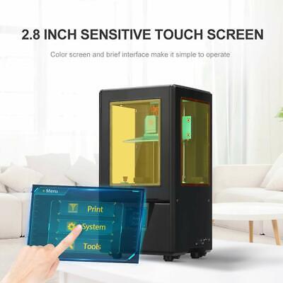 CA ANYCUBIC SLA Photon S 3D Printer 405nm UV Resin Off-line Print Dual Z-axis 9