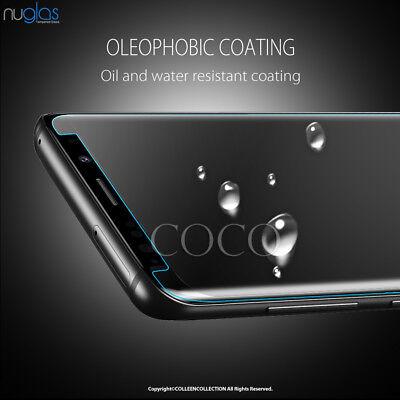 Samsung Galaxy S10 E S9 S8 Plus Note 9 8 NUGLAS Tempered Glass Screen Protector 7