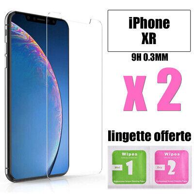 Pour iPhone 8 7 6s PLUS 11 Pro XR X MAX vitre protection verre trempé film écran 11