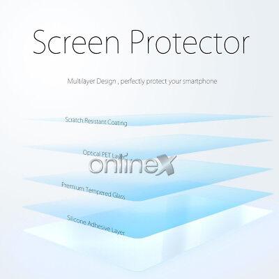 Cristal Templado 3D 5D para HUAWEI P30 PRO Protector CURVO Transparente a1848 nt 5
