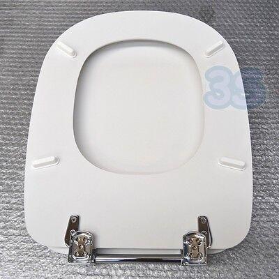 Sedile Water Ideal Standard Tesi.3s Sedile Tavoletta Copri Water Ideal Standard Tesi Anima In Legno