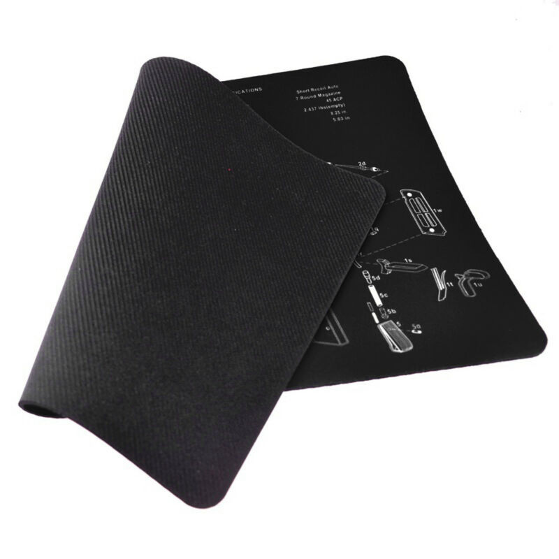 Marvelous Cleaning Non Slip Rubber Work Bench Mat Clean Pad For Glock Dailytribune Chair Design For Home Dailytribuneorg